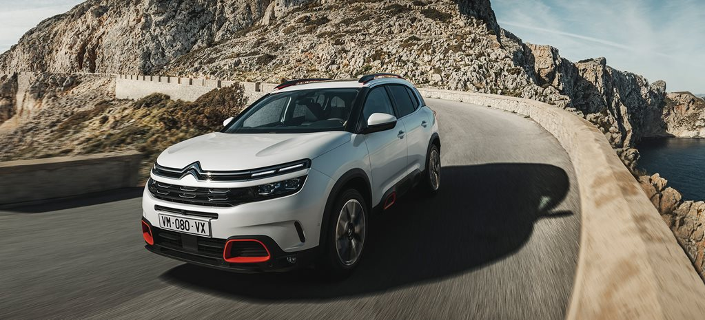 Citroen confirms C5 Aircross SUV for Australia: 2018 Paris Motor Show