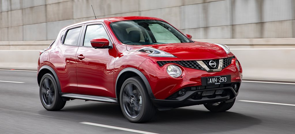2018 Nissan Juke scores cosmetic upgrades, Juke Nismo around the corner