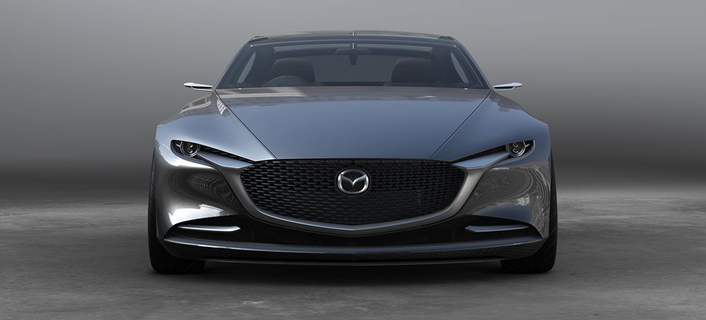 Mazda reveals plans for all-electric model, rotary-powered hybrid