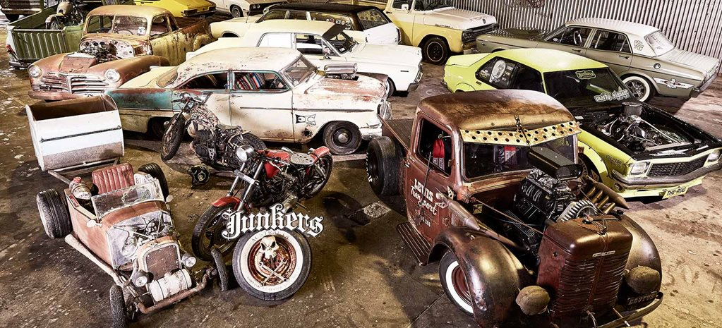 Junkers Car Club, NSW