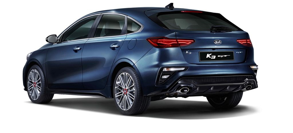 2019 Kia Cerato GT set for January launch with turbo power