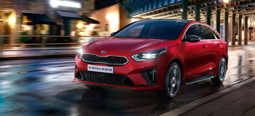 Kia ProCeed shooting brake too expensive for Oz: 2018 Paris Motor Show