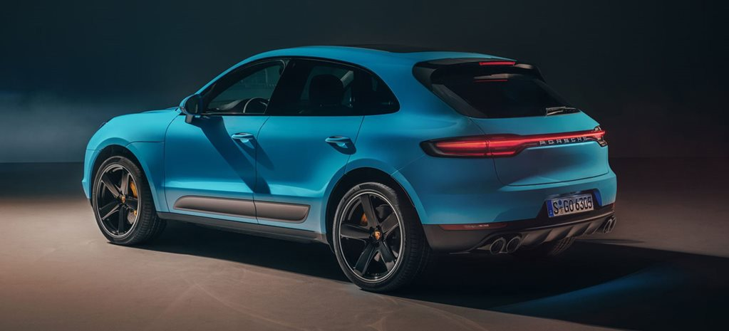 New 2019 Porsche Macan lands in Paris: 2018 Paris Motor Show