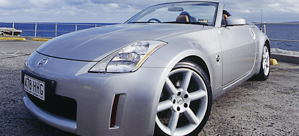 2004 Nissan 350Z Roadster review classic MOTOR feature