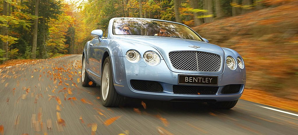 2006 Bentley Continental GTC review classic MOTOR feature