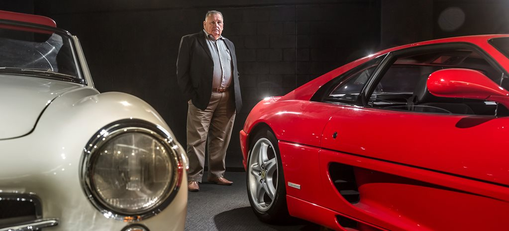 Wheel Stories: Classic car curation with Ken Grindrod