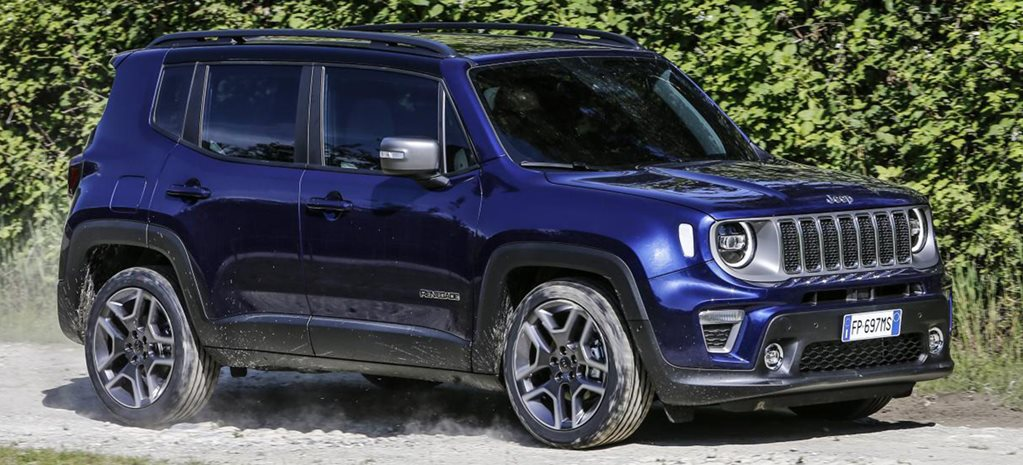 2019 Jeep Renegade PHEV confirmed