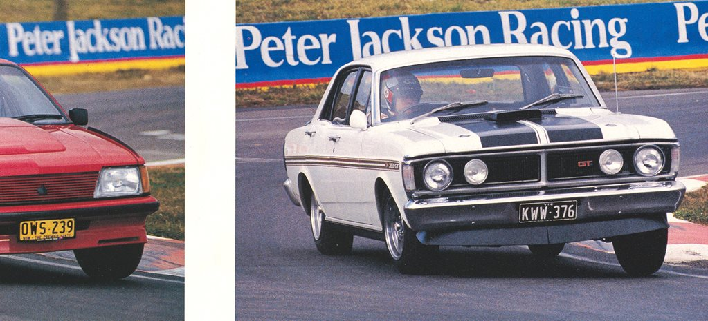 Classic Wheels: Rating the great Aussie V8s at Bathurst