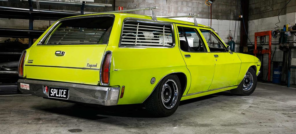 LS-powered 1973 Holden HQ Kingswood wagon