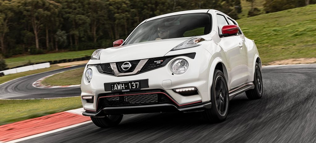 2018 Nissan Juke Nismo RS review