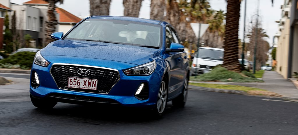 Hyundai i30 Active 2.0L Automatic review