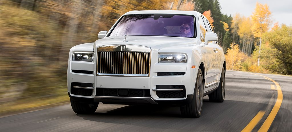 2018 Rolls-Royce Cullinan review