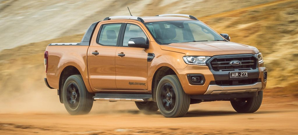 2019 Ford Ranger 4x4 review