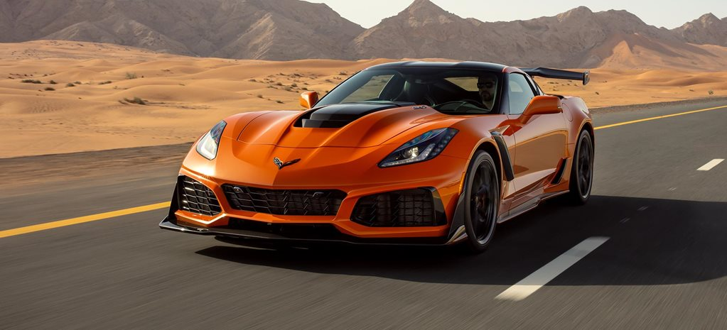 2018 Chevrolet Corvette ZR1 performance review