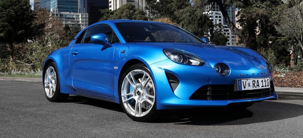 2019 Alpine A110 launches in Australia news