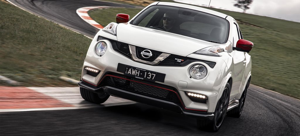 2019 Nissan Juke Nismo RS review