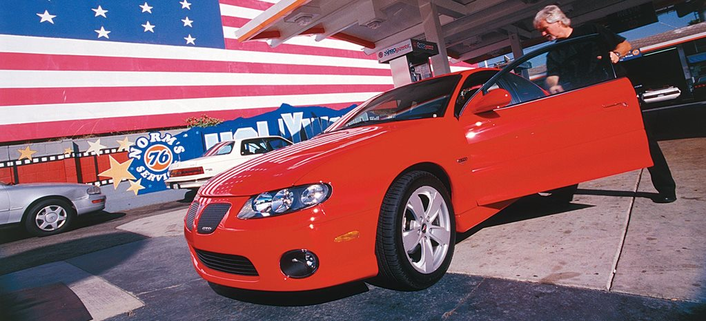2004 Pontiac GTO review classic MOTOR feature