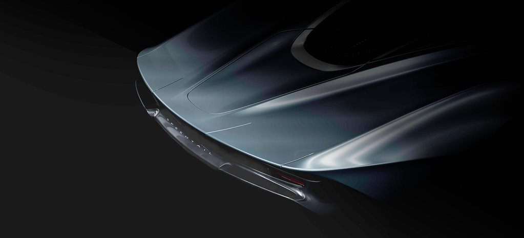 McLaren Speedtail to be revealed this month news