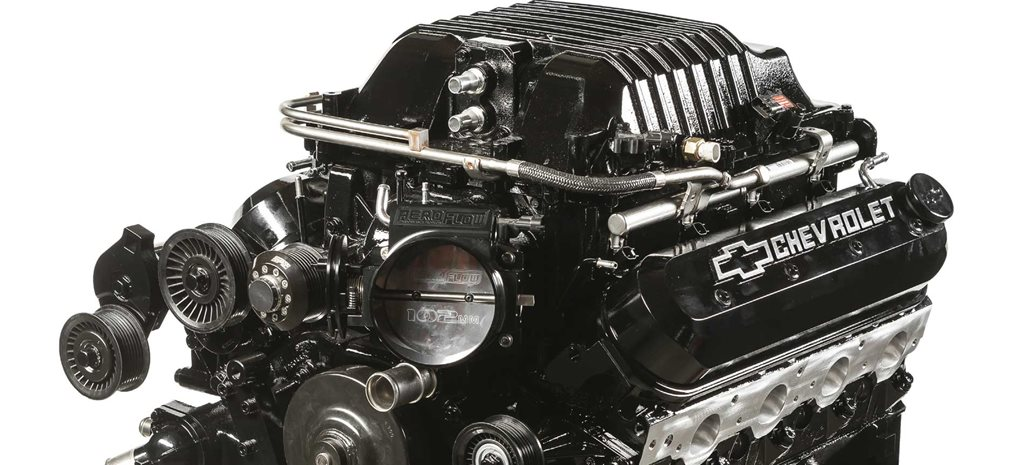 Supercharged 6.2-litre LSA - Mill of the Month