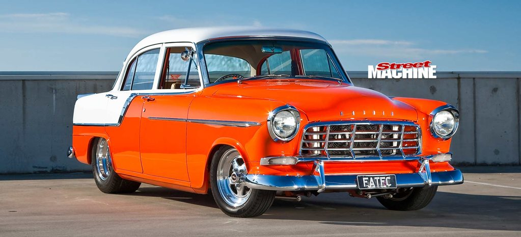 David Graham's 1959 Chevrolet-powered FC Holden - FATFC