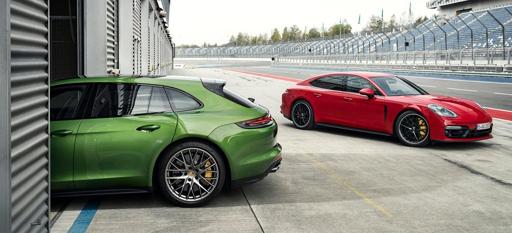 2019 Porsche Panamera GTS and GTS Sport Turismo announced news