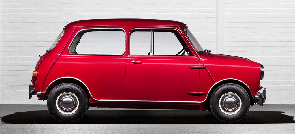 Retro: 1959 Morris Mini-Minor