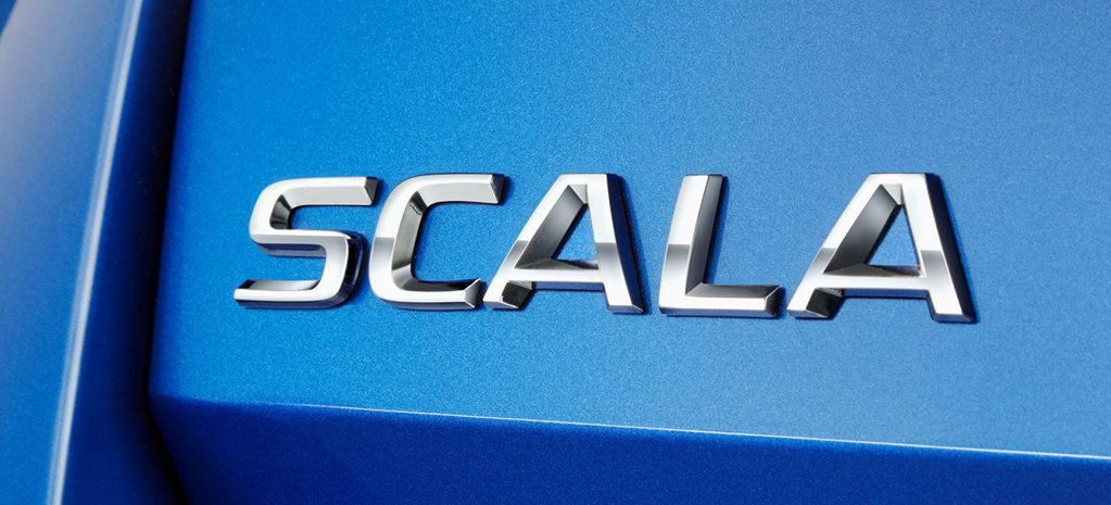 2019 Skoda Scala Confirmed