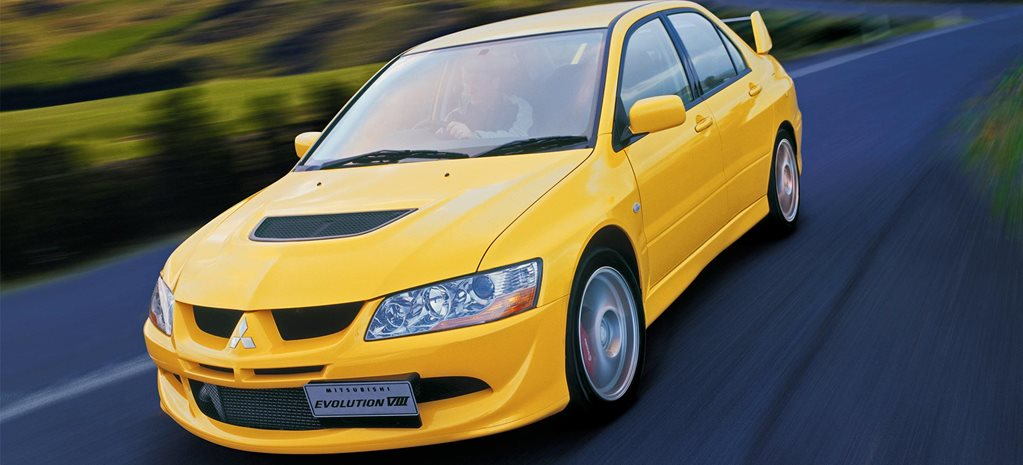 2004 Mitsubishi Evolution VIII review