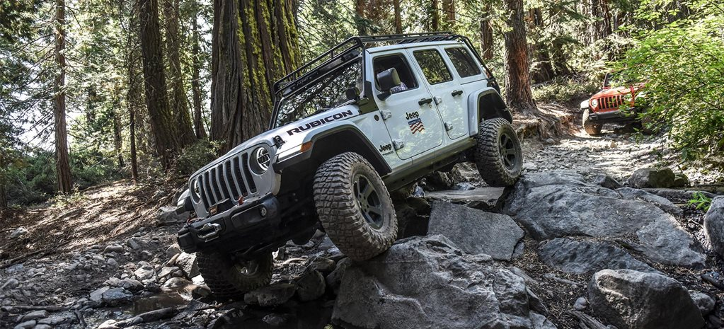 2019 Jeep JL Wrangler Rubicon on the Rubicon Trail review