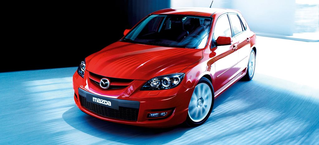 2006 Mazda 3 MPS Fast Car History Lesson feature