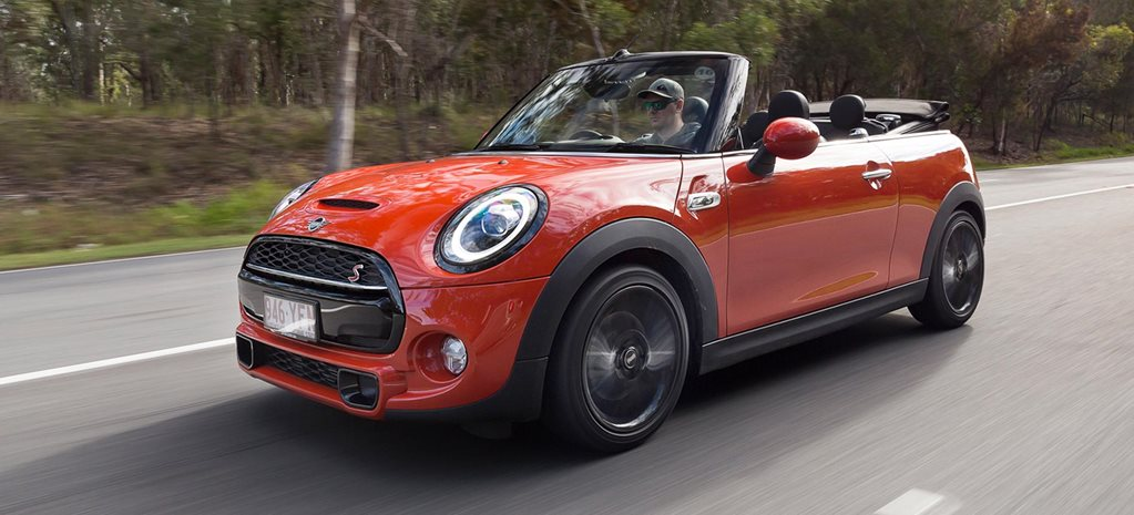 2018 Mini Cooper S Convertible review