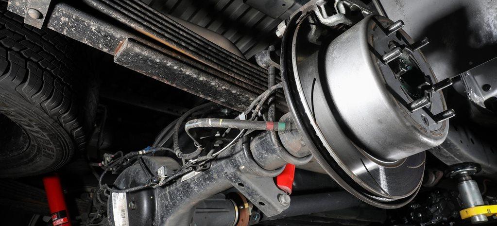 Pedders' disc brake conversion kit: product test