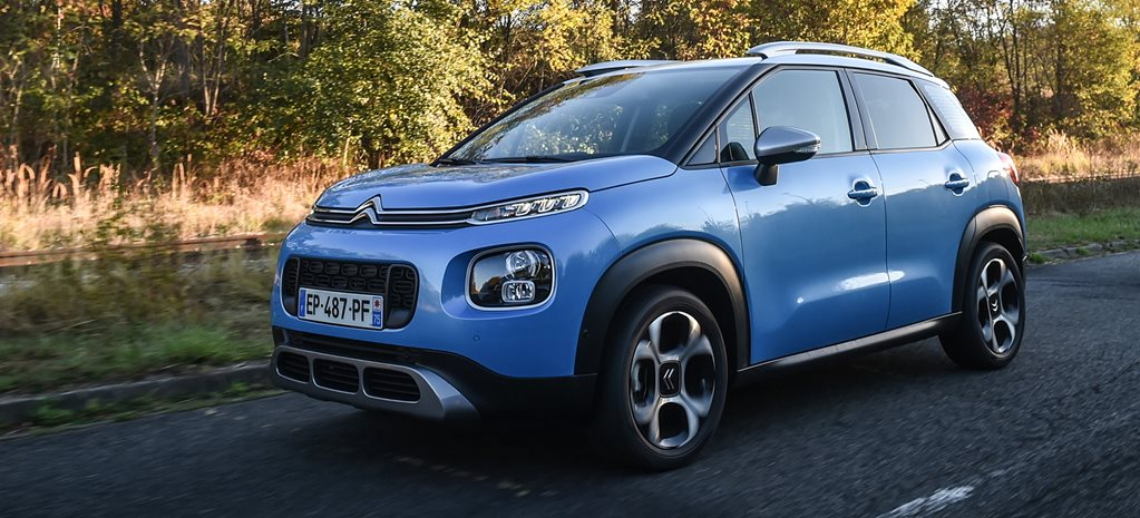 2019 Citroen C3 Aircross review