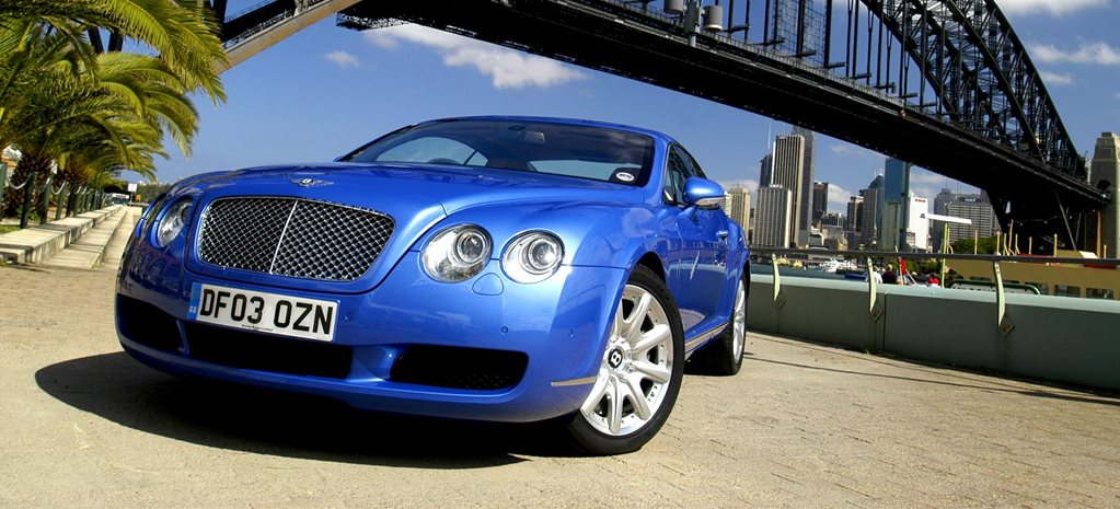 2004 Bentley Continental GT review classic MOTOR feature