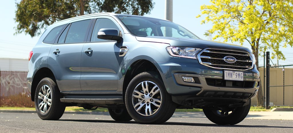 2019 Ford Everest Trend 2.0-litre RWD Review