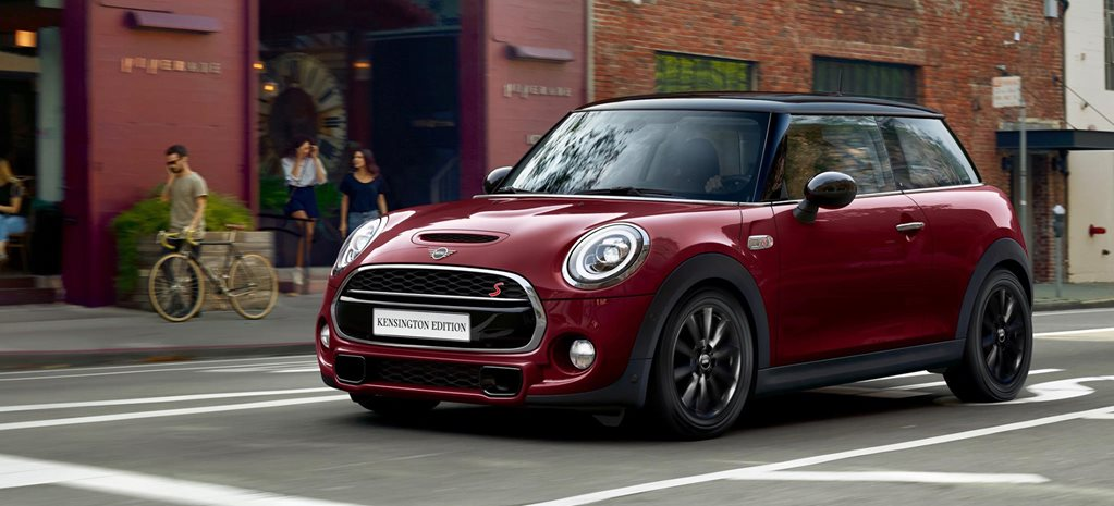 2018 Mini Kensington Edition now available - but online only