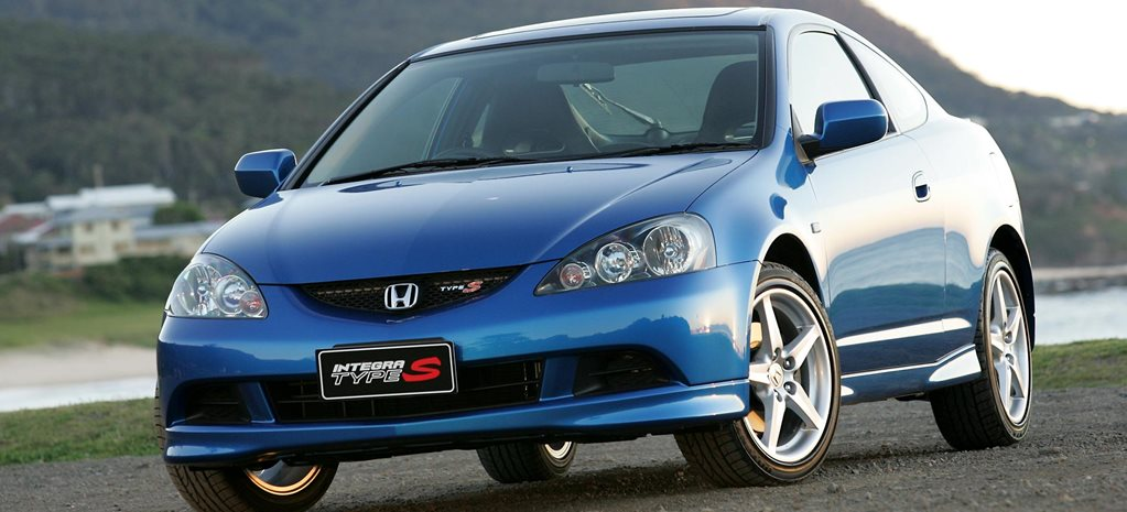 2004 Honda Integra Type S review classic MOTOR feature