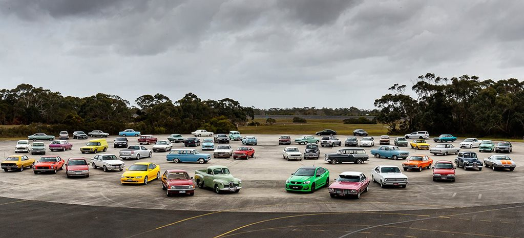 40 years of Holden Commodore: Our best stories