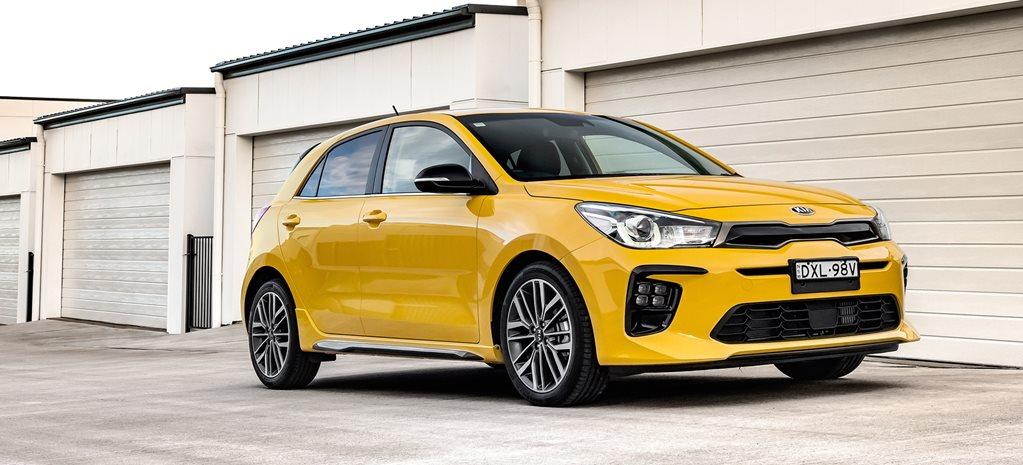 2019 Kia Rio Adds Sporty New Gt Line Turbo To The Range