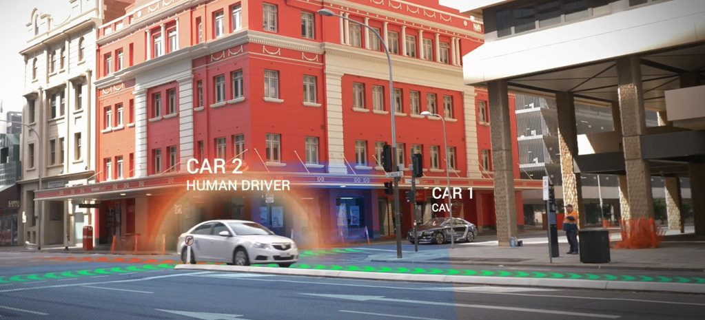 Autonomous car test in Adelaide city centre deemed success