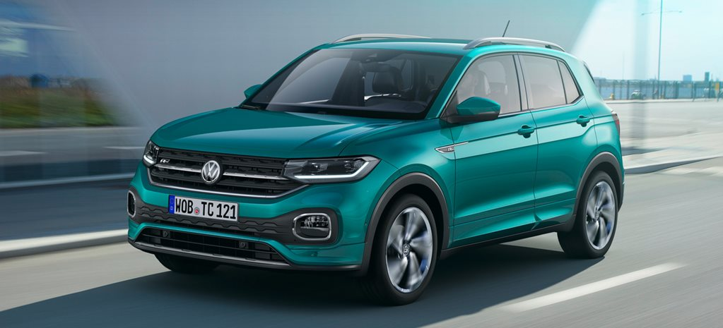 2019 Volkswagen T-Cross compact SUV revealed