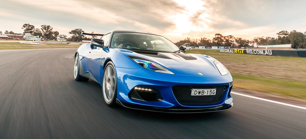 2018 Lotus Evora GT430 review