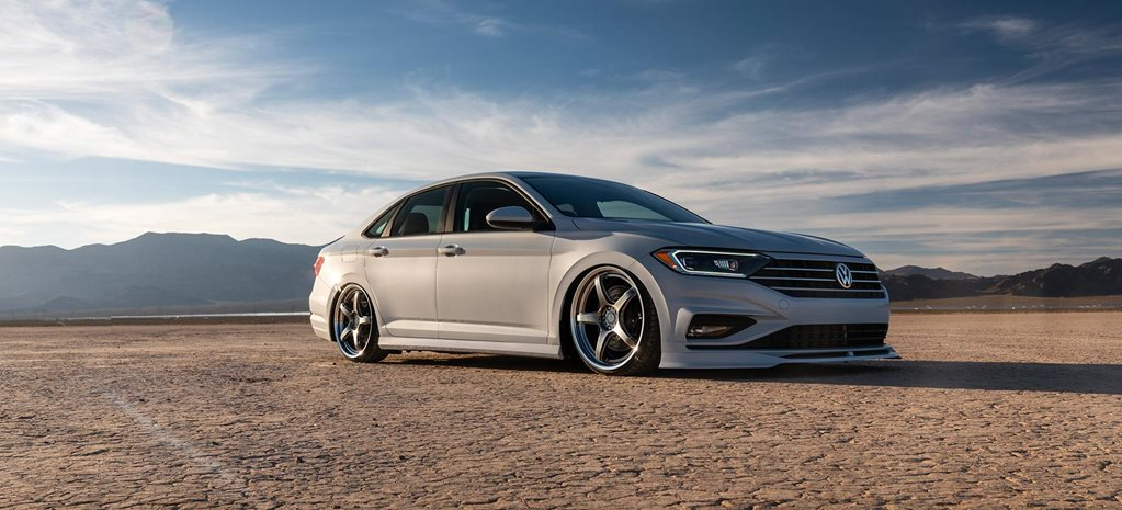 SEMA 2018: Custom 2019 Volkswagen Jettas head to SEMA