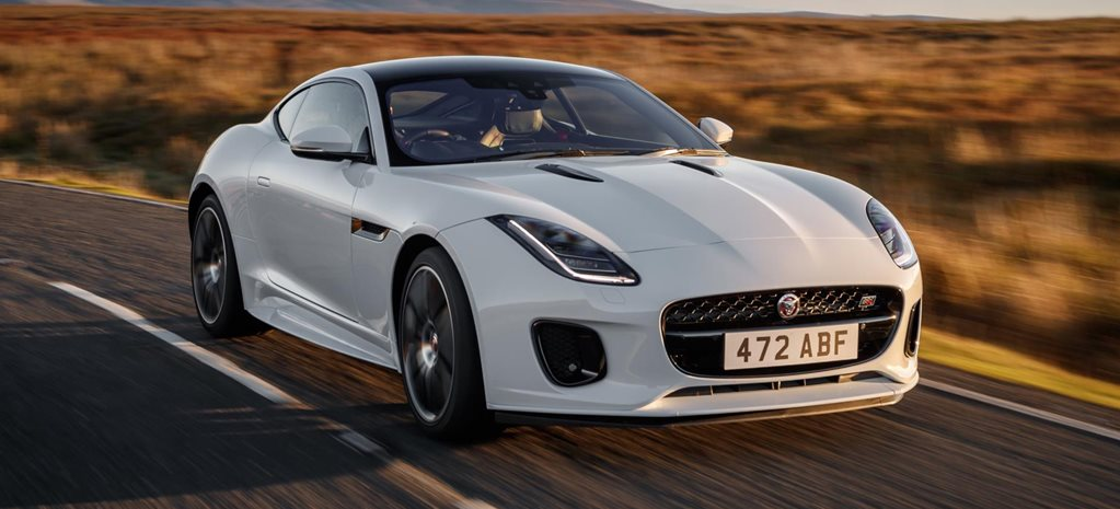 2019 Jaguar F-Type Chequered Flag price and features