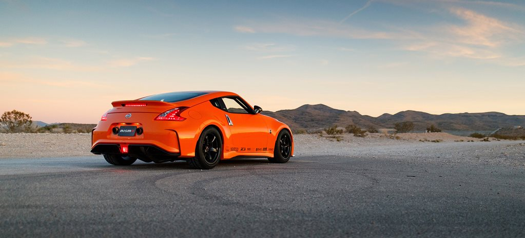 Nissan builds twin-turbo 370Z for SEMA
