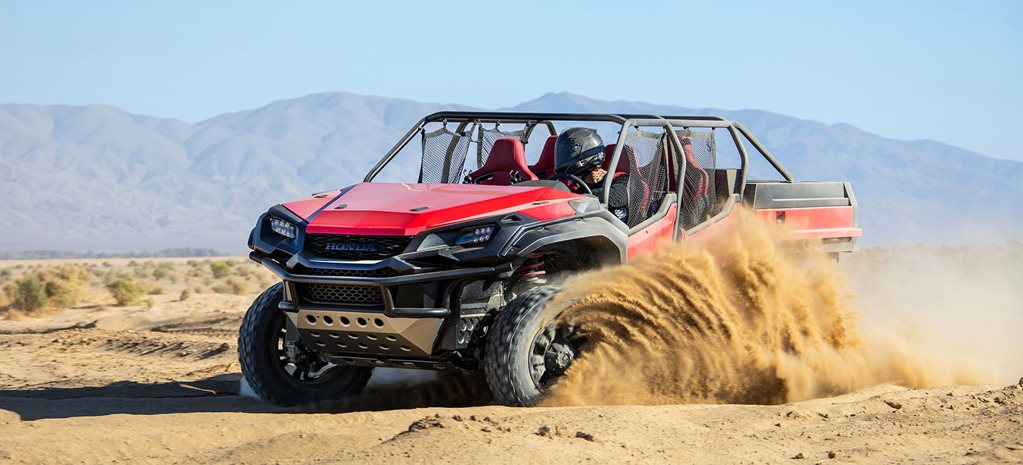 SEMA 2018: Honda Rugged Open Air Concept revealed