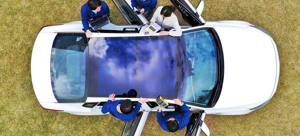 Hyundai and Kia to turn cars into solar power plants