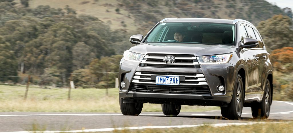 2018 Toyota Kluger Grande AWD review