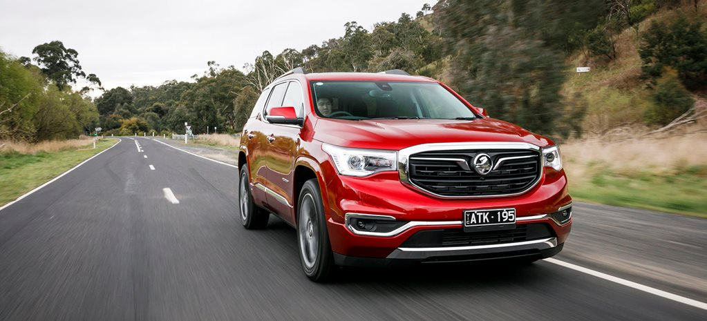 VFACTS: Holden and Mazda defy October car sales slump