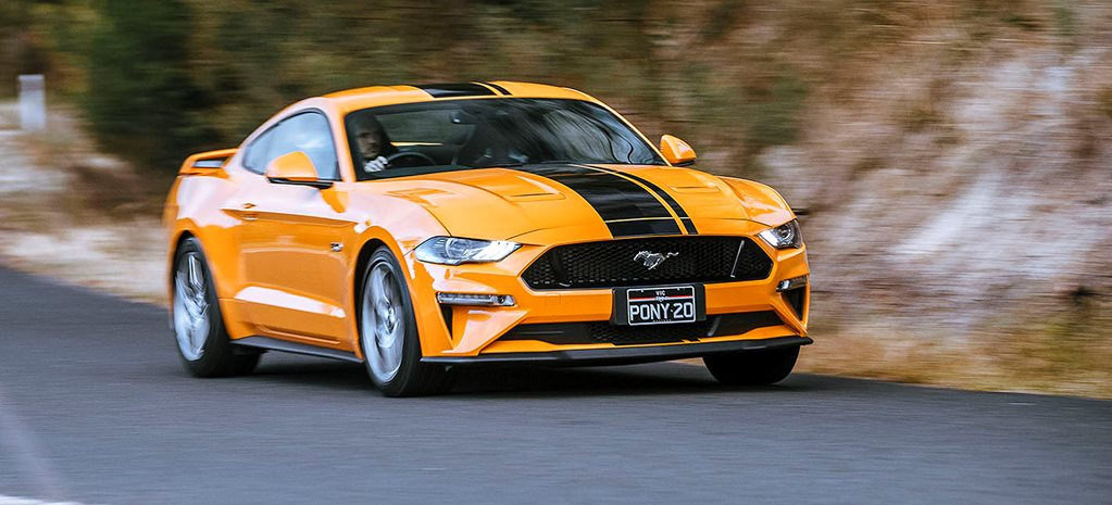 2019 Ford Mustang Sports Car Models Specs Ford Com >> 2019 Ford Mustang Gt Review